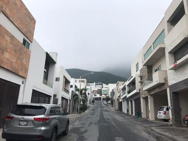 Monterrey N. L. 的民宿