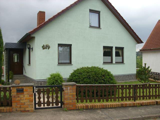 Eichenberg的民宿