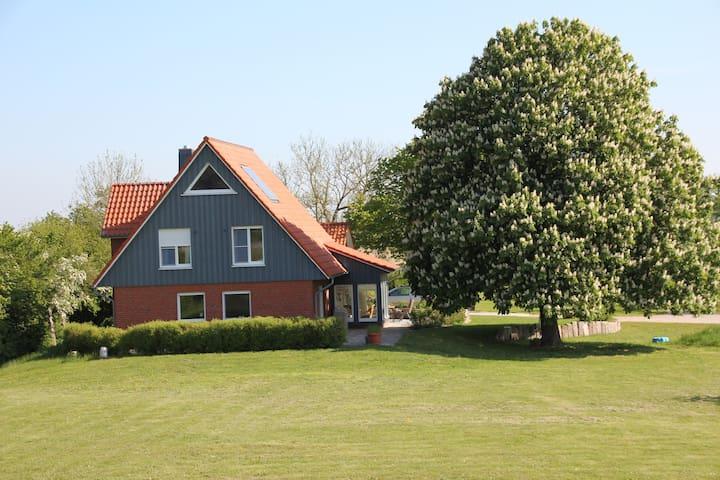 Amt Neuhaus的民宿