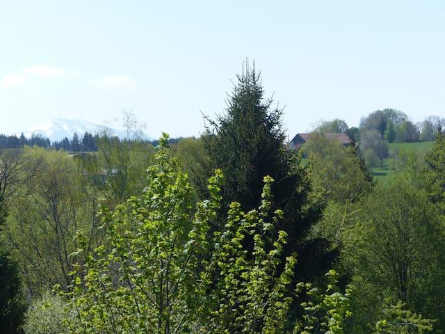 Kempten (Allgäu)的民宿