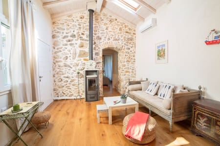 Cosy eco cottage in Liapades Corfu
