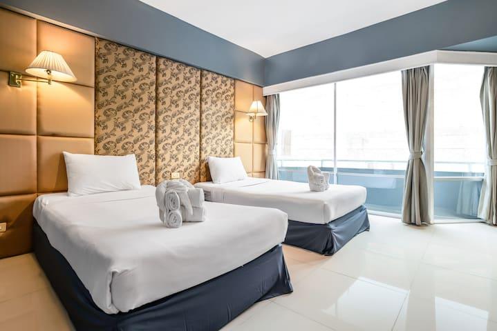 superior 2 room by ayothayariverside hotel