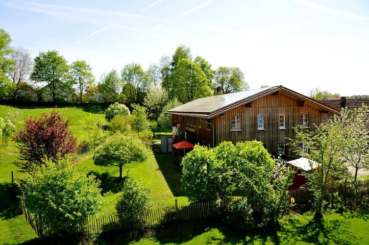 Vilgertshofen的民宿