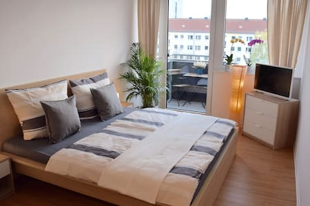 Modernes Apartment mitten in der  Dresdner City