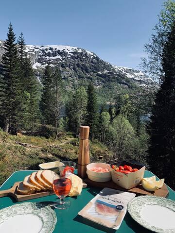 Masfjorden的民宿