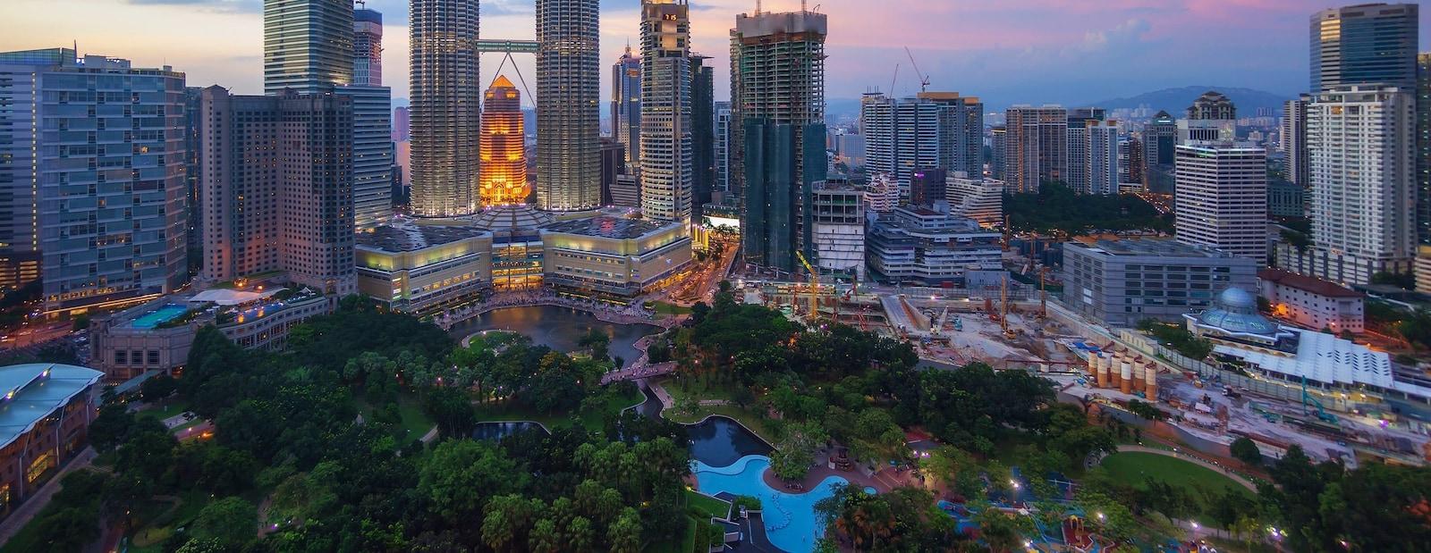 吉隆坡的度假屋