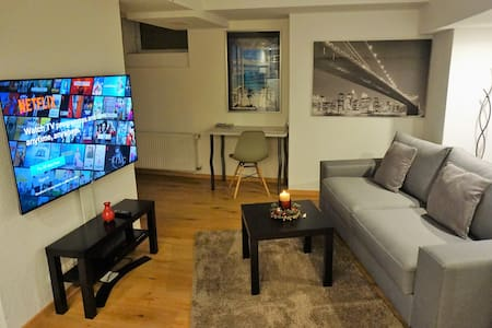 New Renovated Apartment Near Central Bern