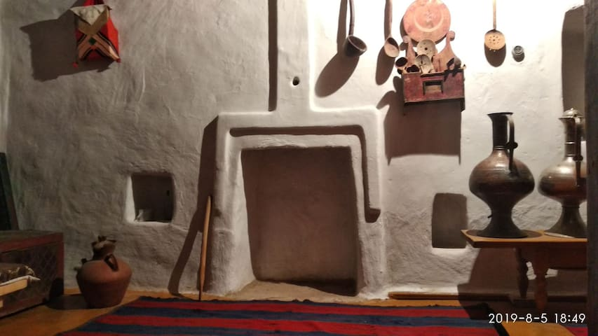 Chirkata的民宿