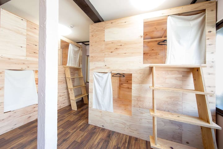 meinn mixed dormitory