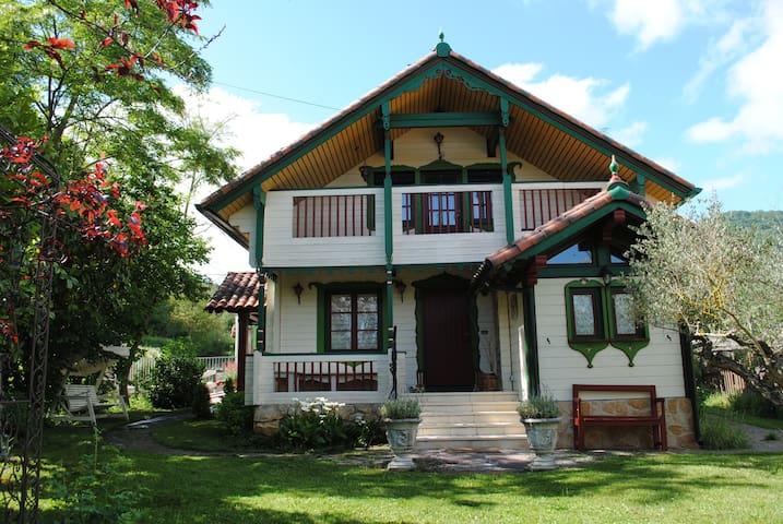 Sabando的民宿