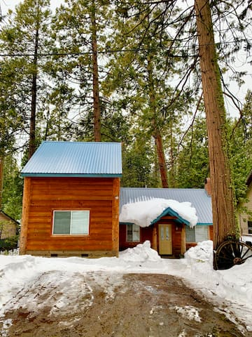 Cabin on Kinglet-steps to town