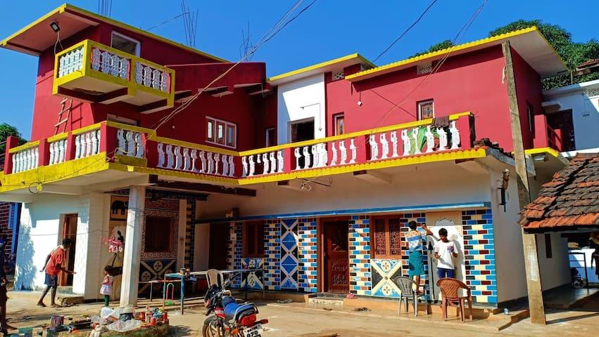 Faraspal的民宿