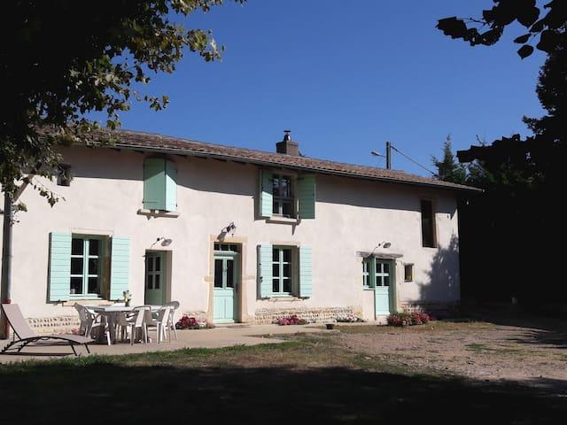 Reyrieux的民宿