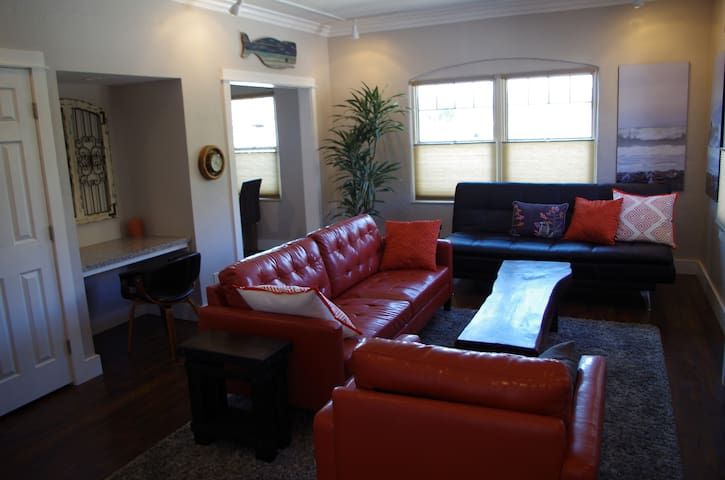 Entire Apartment in Great Location