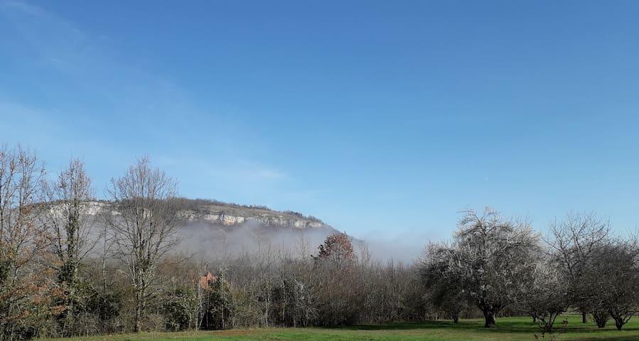 Salvagnac-Cajarc的民宿