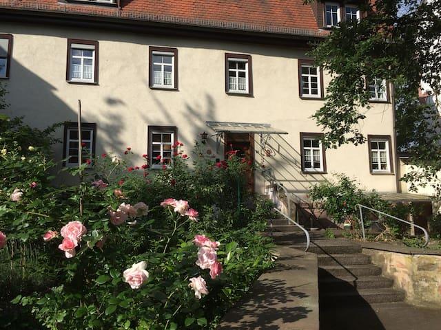 Bad Soden-Salmünster的民宿