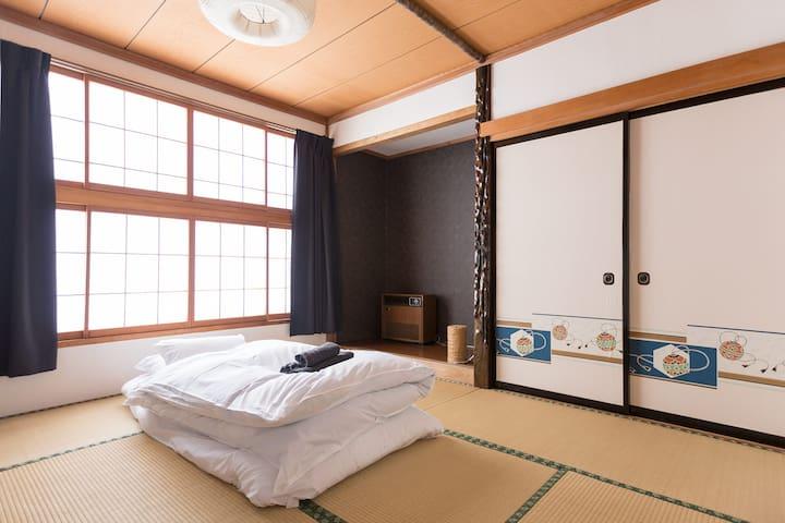Nagano-ken, Shimotakai-gun的民宿