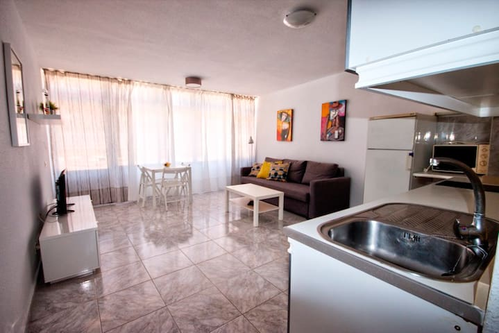 Playa del Inglés的民宿