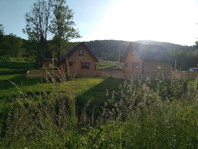 Brzegi Dolne的民宿