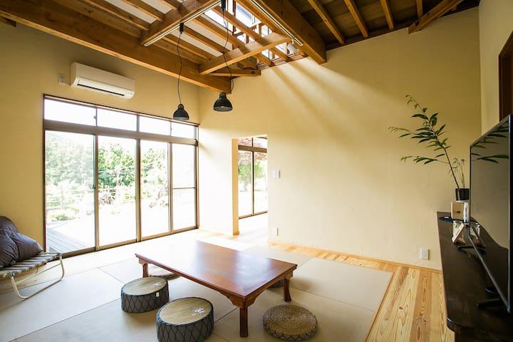 Ōdai-chō, Taki-gun的民宿