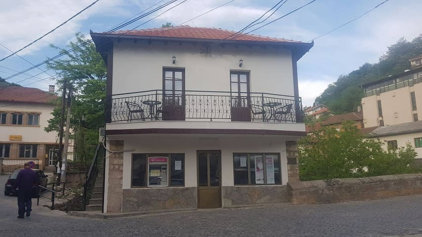 Kratovo的民宿