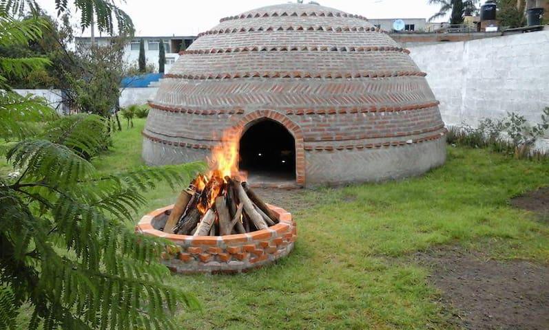 Tlaxcala的民宿