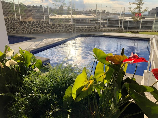 Santiago de Querétaro的民宿