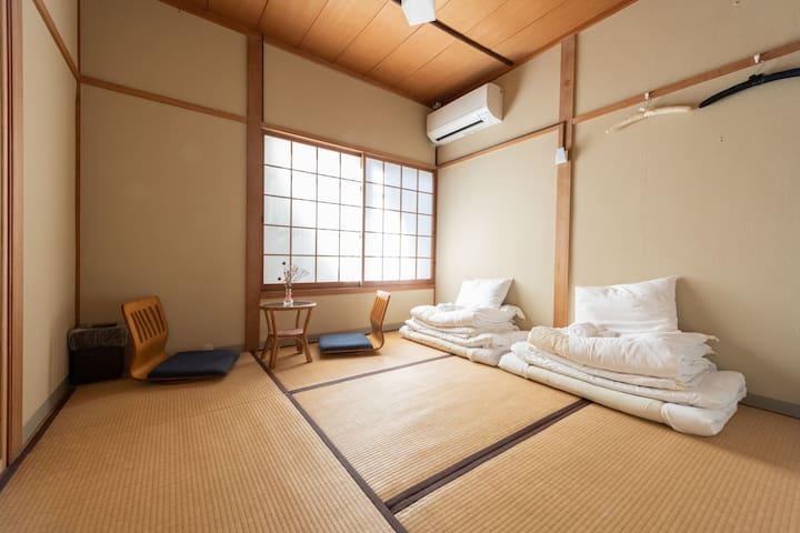 Yonago-shi的民宿