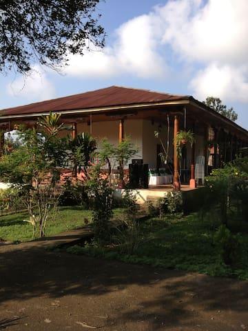 San Antonio Suchitepéquez的民宿