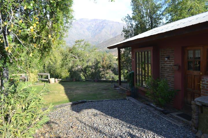 Los Andes的民宿