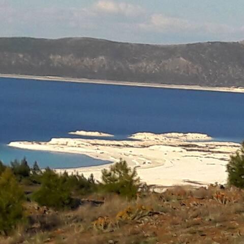 Lake Salda的民宿