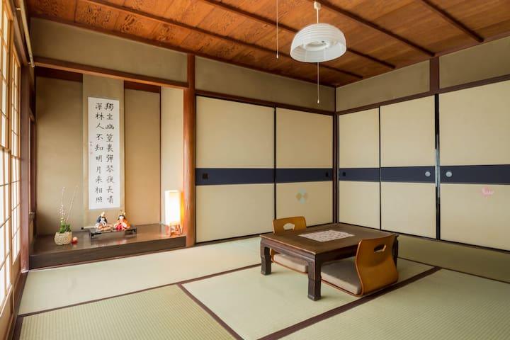京都市的民宿
