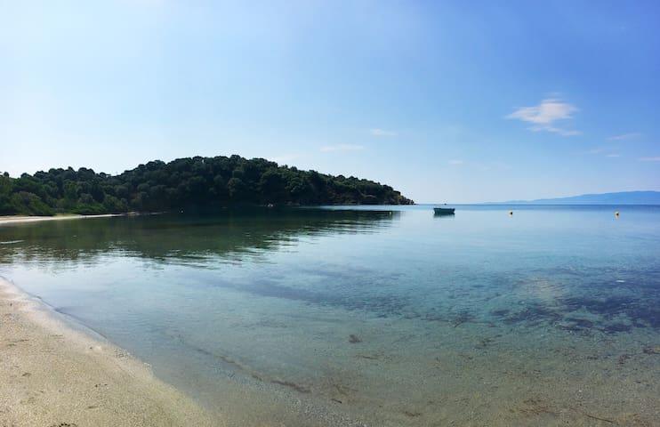 Ammouliani Olive Bay  Beach House