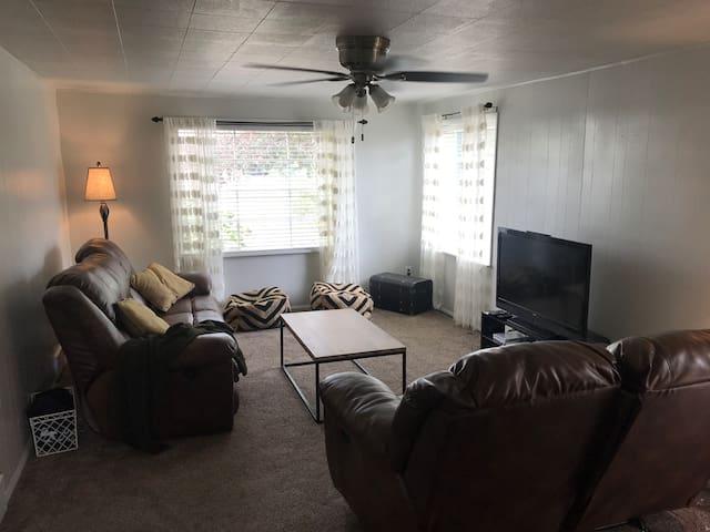 Grandma's Cozy Cottage