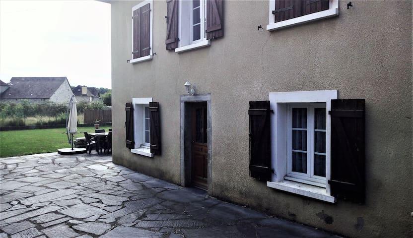 Préchacq-Josbaig的民宿