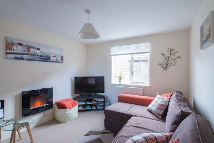 Stalham Staithe Retreat, Apartment, Norfolk Broads
