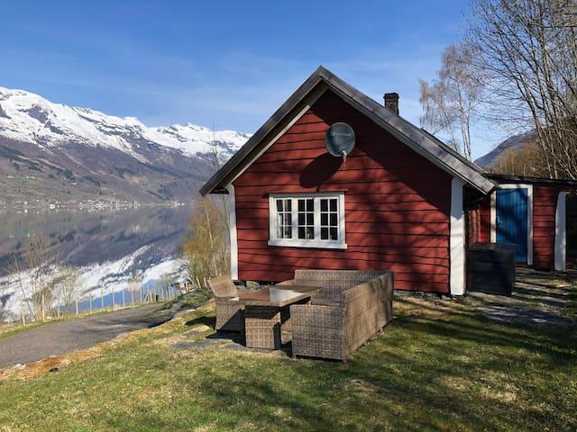 Sørfjorden 的民宿