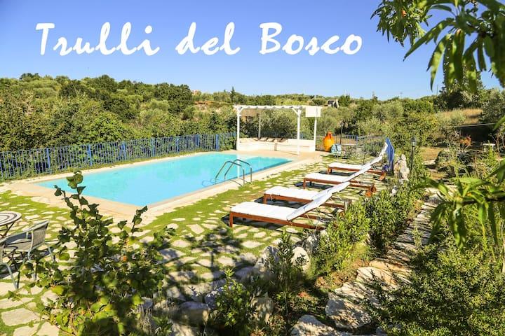Alberobello的民宿