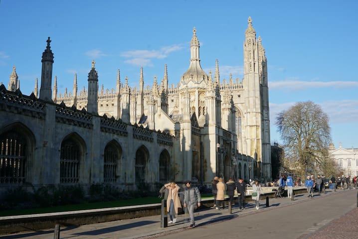 剑桥的民宿