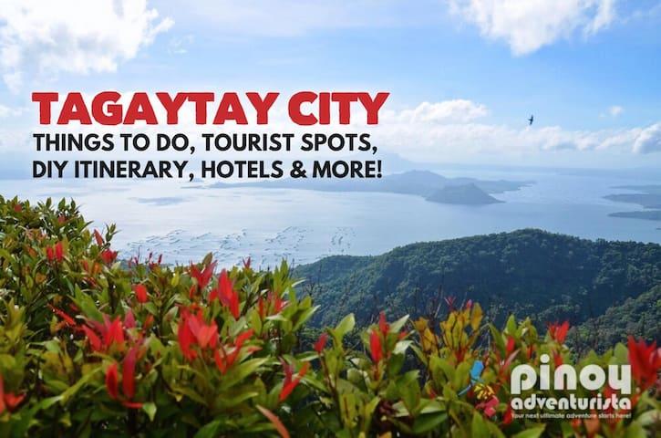 Guidebook for Tagaytay