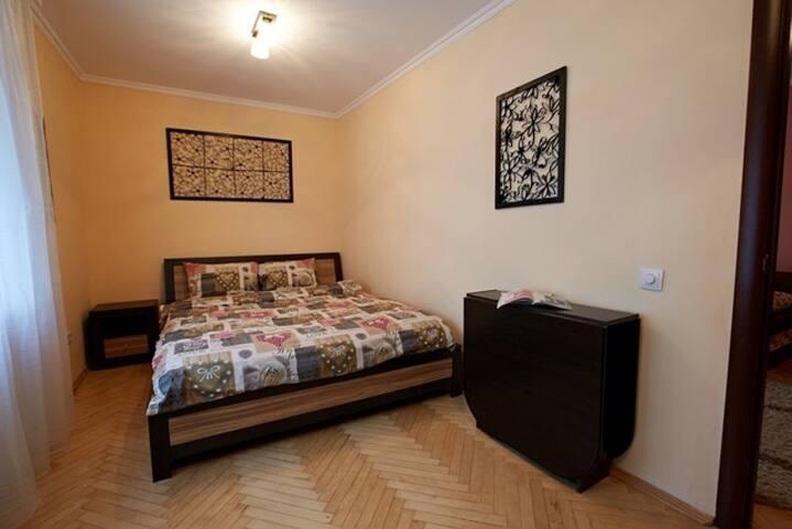 Rivne的民宿