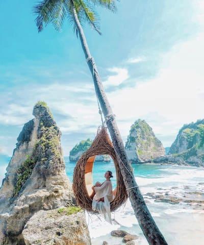 巴厘岛的体验