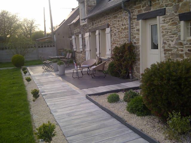 Nort-sur-Erdre的民宿