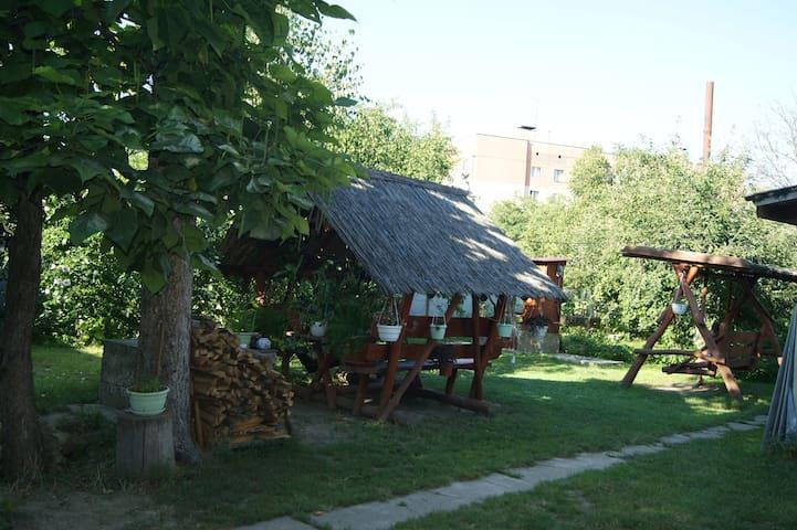 Berehove的民宿