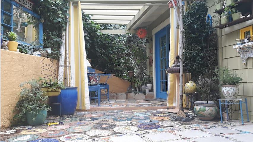 希尔兹堡的民宿