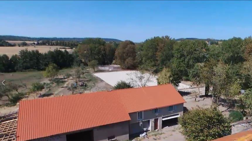 Guébling的民宿
