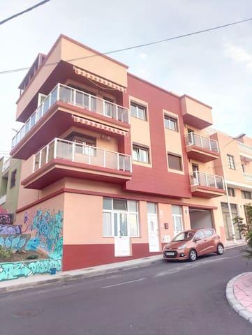 """Los Llanos - apartamento """"Echedey"""""""