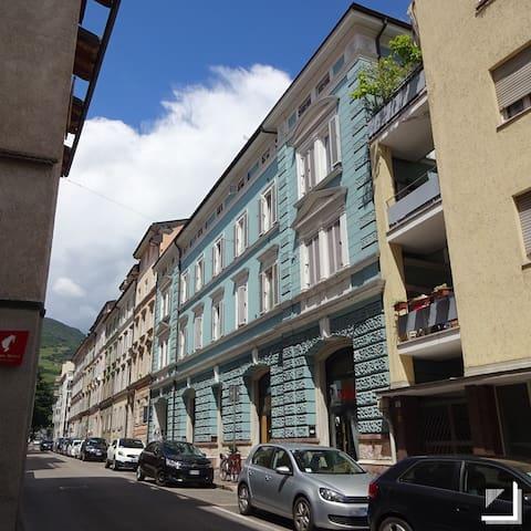 Bolzano的民宿
