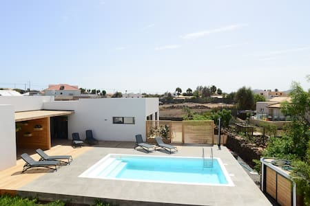 Casa WAVE OESTE Lajares Fuerteventura