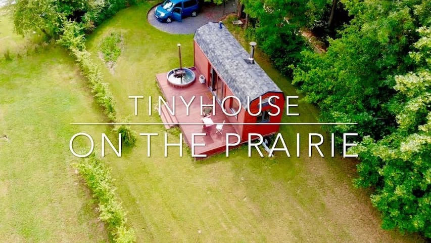 TinyHouse on The Prairie